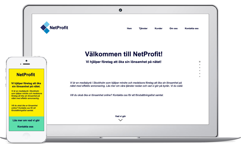 kunderna netprofit